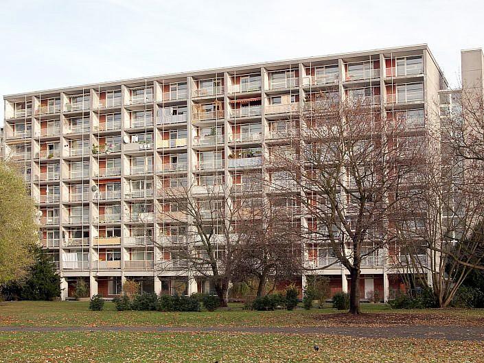 Interbau 1957: HansaviertelBerlin