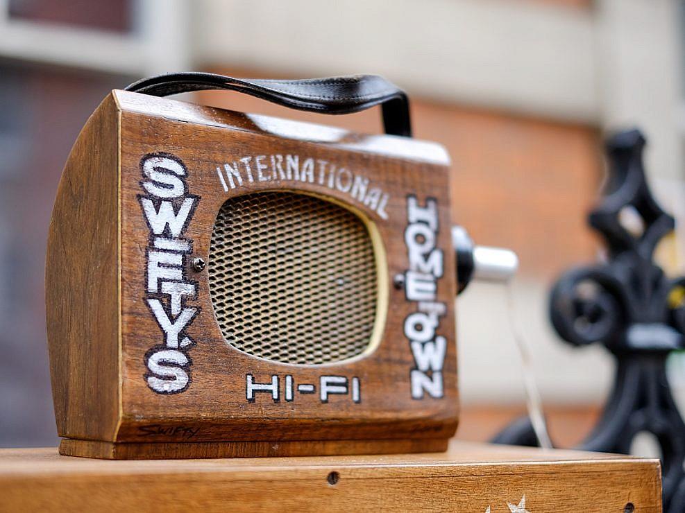 Swifty's Hometown Hi-Fi