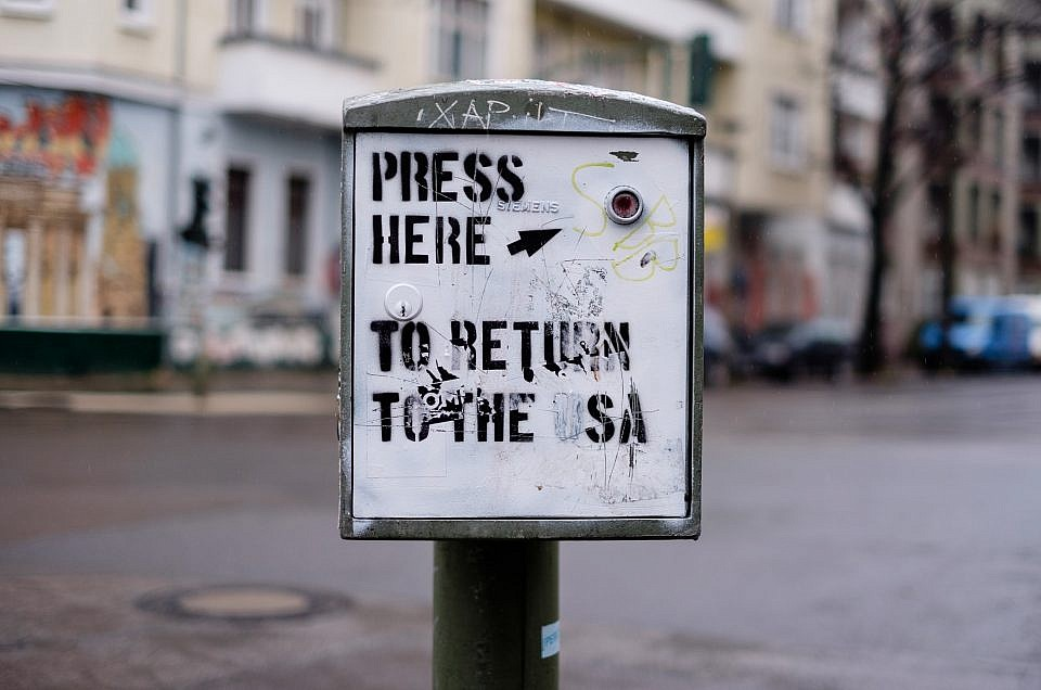 Press here to return to the USA