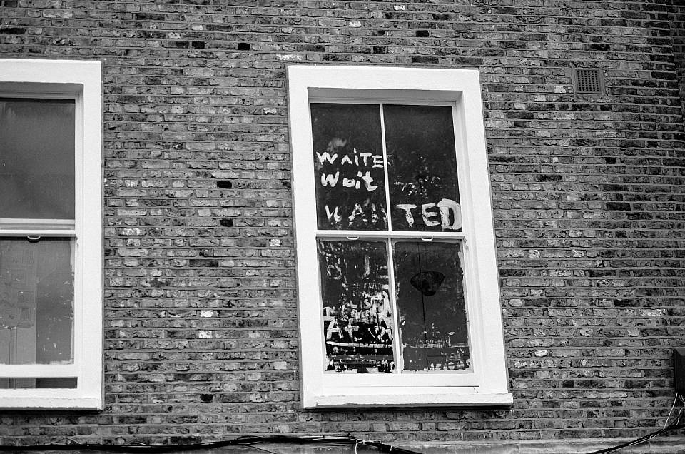 Waiter wanted