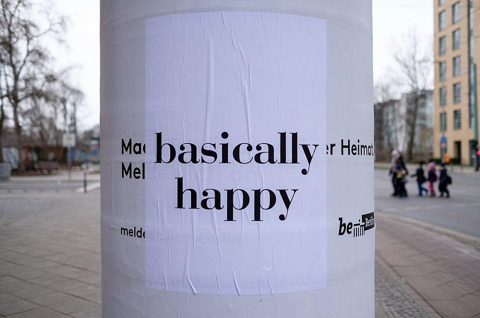 Basically Happy