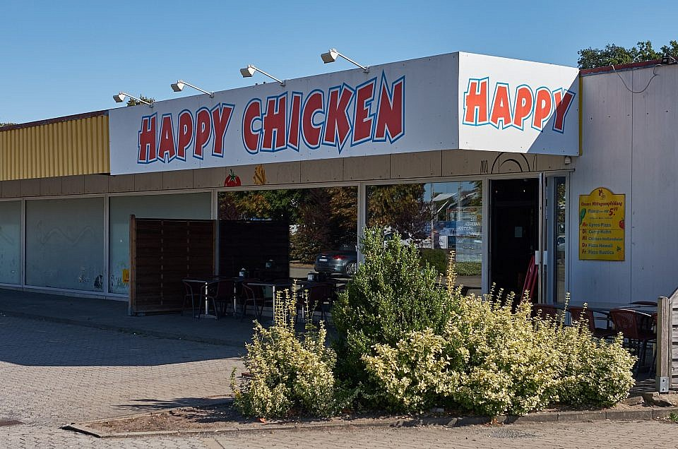 Happy Chicken Happy